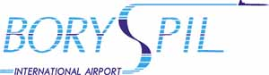 Логотип аэропорта «Борисполь».