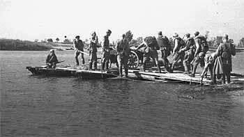 «Букринский плацдарм» 22-29 сентября 1943 года.