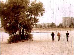 Кадр из фильма «Конец каникул».