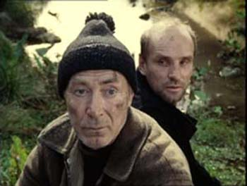 Кадр из фильма «Сталкер» (1979).