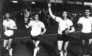 Кубок Обладателей Кубков. Финал. 14 мая 1975 г., Базель.