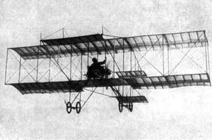 Аэроплан «Фарман IV»