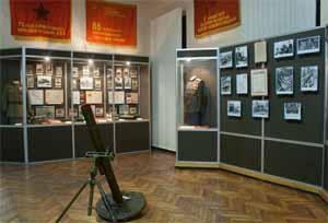 Музей Вооруженных Сил Украины.