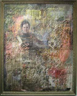 Николай Прахов.<br>«Портрет жены Анны Августовны Крюгер-Праховой»
