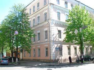 Улица Институтская, 29.