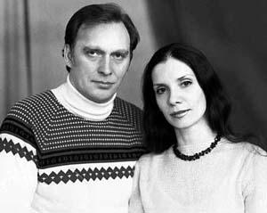 Анатолий Шекера и Элеонора Стебляк прожили вместе 33 года.