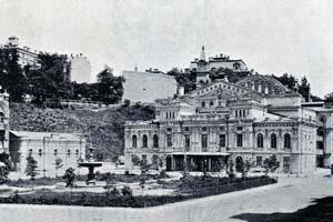 Новый театр «Соловцов». 1901 г.