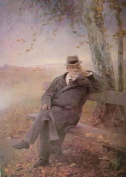 П.И. Чайковский на Украине.<br>Художник Г.П. Светлицкий, 1938—1945