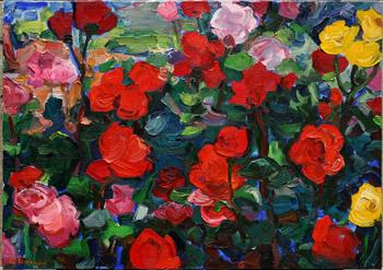 Поляна роз. 2006 г.