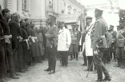 Трепов и Николай II.