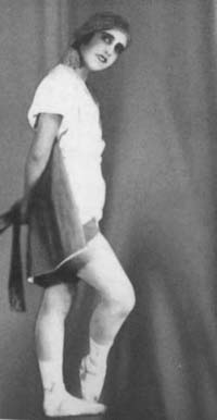 Наталья Верекундова — Дiва. «Золотой век» Д. Шостаковича. Киев, 1930.
