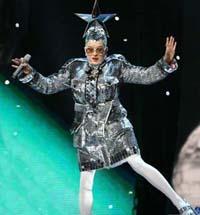 Выступление Верки Сердючки на Евровидении 2007.