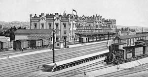 Первый киевский вокзал